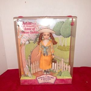 Anne of Green Gables Doll